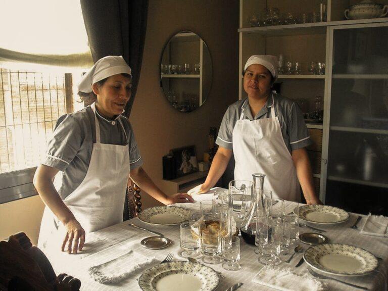 Cocineras a domicilio Doméstico Labora