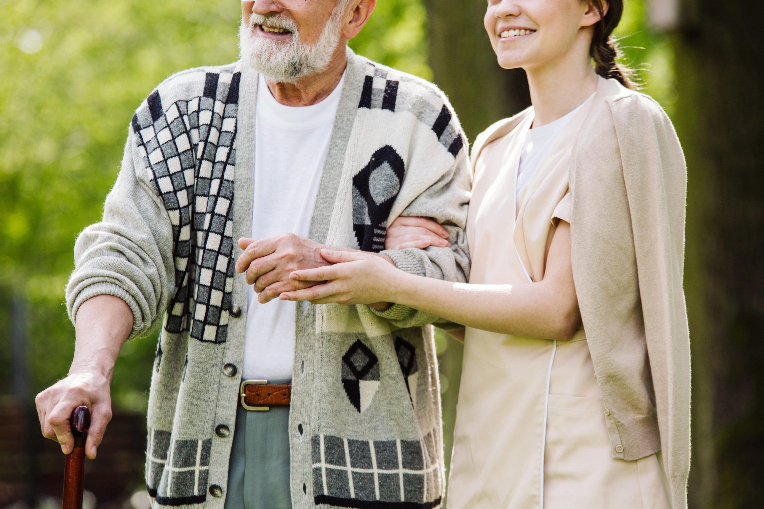 Cuidado personas mayores Sant Cugat y Barcelona